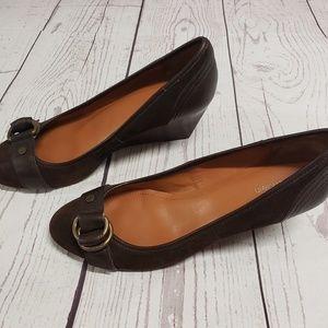 Calvin Klein Wedge Heels 8M